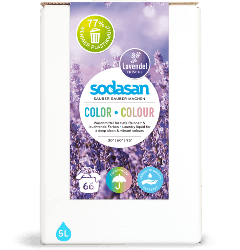 Colour Lavender sodasan Laundry Liquid (1516_EN)