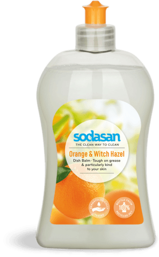 Dish Balm Orange sodasan Dish Liquid (2556_EN)