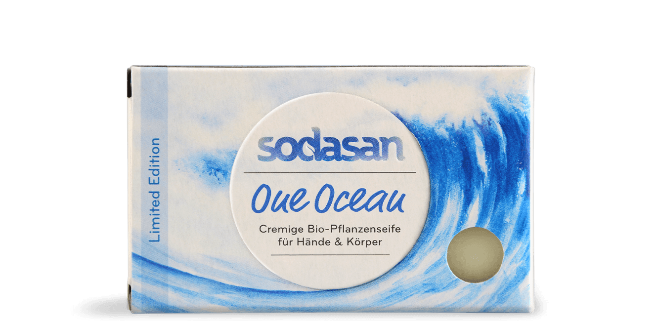 sodasan Feste Seife One Ocean Limited Edition