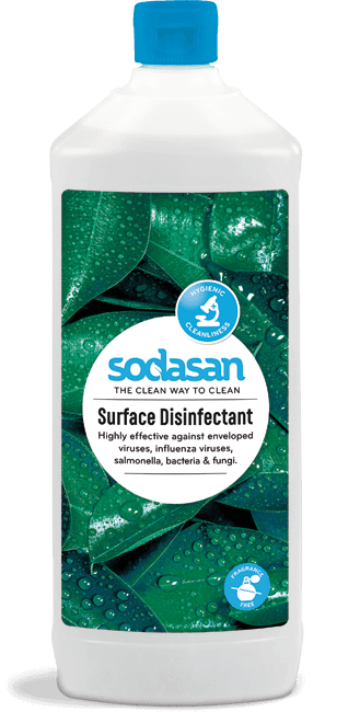 sodasan Disinfection Surface Disinfectant Refill