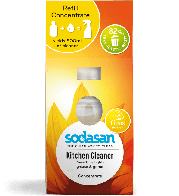 sodasan Kitchen Cleaner Refill Concentrate