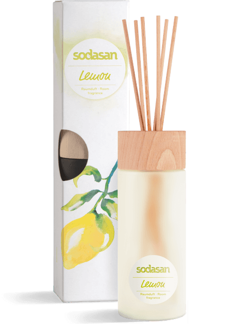 sodasan Room Fragrance Room Fragrance Lemon